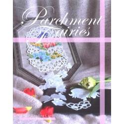 Pergamano Parchment Fairies 2014