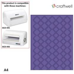 (EF-QFL-029A)A4 Craftwell - quatrafoil