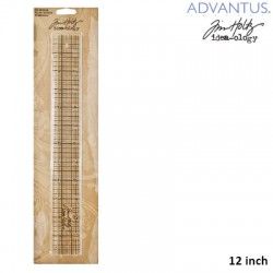 (TH92481)Tim Holtz ruler design