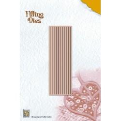 (QD005)Nellie's Filling Dies filling strips