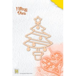 (QD007)Nellie's Filling Dies christmas tree