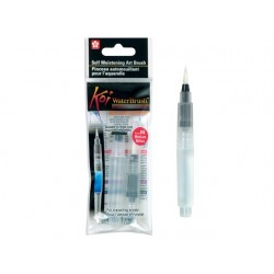 (XQR-M)Sakura Koi Water Brush Medium Brushes