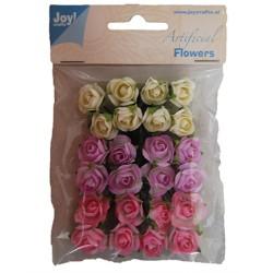 (6370/0053)Artificial Flowers 24p/3c