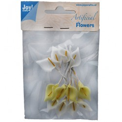 (6370/0056)Artificial Flowers 12p/3c