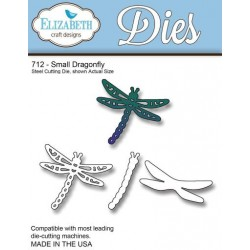 (SKU712)Steel Cutting Die Small Dragonfly
