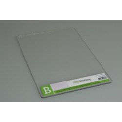 Cutting plate (B)