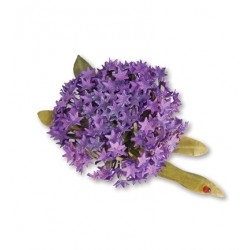 (659261)Thinlits Die Set 6PK - Flower, Globe Allium