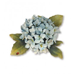 (659262)Thinlits Die Set 5PK - Flower, Hydrangea