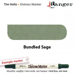 (TDM32489)Tim Holtz distress marker bundled sage