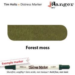 (TDM32557)Tim Holtz distress marker forest moss
