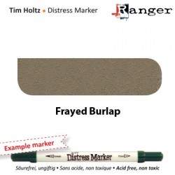 (TDM32564)Tim Holtz distress marker frayed burlap