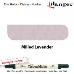 (TDM32571)Tim Holtz distress marker milled lavender