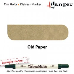 (TDM32595)Tim Holtz distress marker old paper