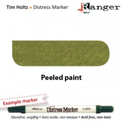(TDM32601)Tim Holtz distress marker peeled paint