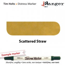 (TDM32649)Tim Holtz distress marker scattered straw