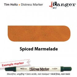 (TDM32663)Tim Holtz distress marker spiced marmalade