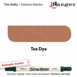 (TDM32700)Tim Holtz distress marker tea dye