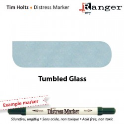 (TDM32717)Tim Holtz distress marker tumbled glass
