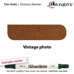 (TDM32731)Tim Holtz distress marker vintage photo