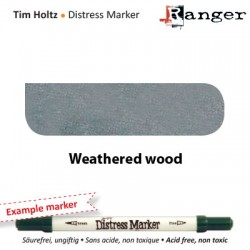 (TDM32755)Tim Holtz distress marker weathered wood