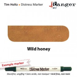 (TDM32762)Tim Holtz distress marker wild honey