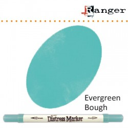 (TDM38184)Tim Holtz distress marker evergreen bough