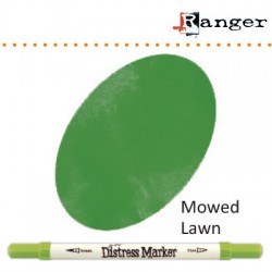 (TDM38221)Tim Holtz distress marker mowed lawn