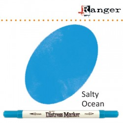 (TDM38269)Tim Holtz distress marker salty ocean