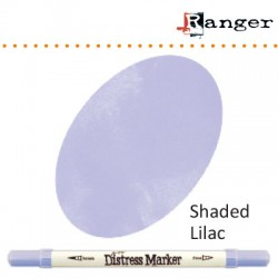 (TDM38283)Tim Holtz distress marker shaded lilac