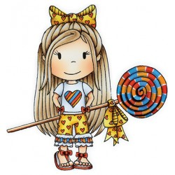 (PND1308)Paper Nest Dolls Lollipop Ellie