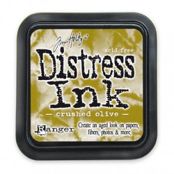 (TIM27126)Distress Ink Pad crushed olive