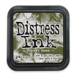 (TIM27133)Distress Ink Pad forest moss