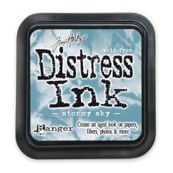 (TIM27171)Distress Ink Pad storm sky