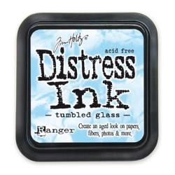 (TIM27188)Distress Ink Pad tumbled glass