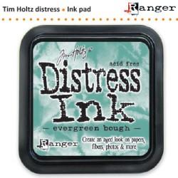 (TIM32854)Distress Ink Pad pad evergreen bough