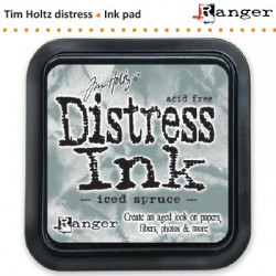 (TIM32878)Distress Ink Pad pad iced spruce