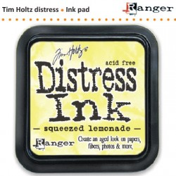 (TIM34940)Distress Ink Pad pad squeezed lemonade