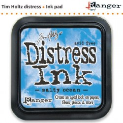 (TIM35015)Distress Ink Pad pad salty ocean