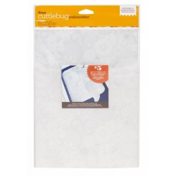 (2002223)Cricut Cuttlebug Acetate Sheets 5Pc