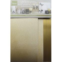 (ST4401)Die-Cut Foil Gold