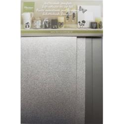 (ST4402)Die-Cut Foil Silver