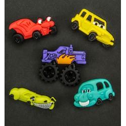 (6380/0027)Band-it - cars
