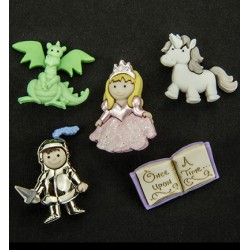 (6380/0029)Band-it - fairy tale characters