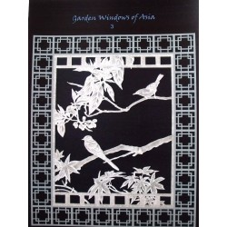 (JRASIA3)Julie Roces Garden Windows of Asia Series No 3