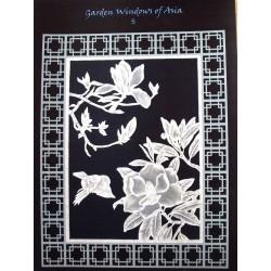 (JRASIA5)Julie Roces Garden Windows of Asia Series No 5