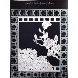 (JRASIA7)Julie Roces Garden Windows of Asia Series No 7