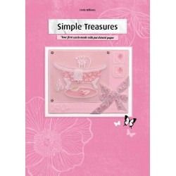 Pergamano Books, Simple Treasures EN (97681)