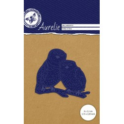 (AUCD1017)Aurelie Owls In Love Die