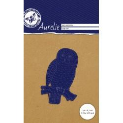 (AUCD1016)Aurelie Large Owl Die