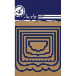 (AUCD1014)Aurelie Tabs Nesting Die